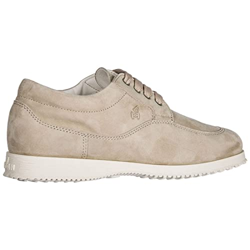 Hogan Sneakers Traditional Donna Beige 36 EU  Amazon.it  Scarpe e borse 125e465662c