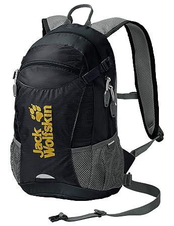 a445a29e76ee9 Jack Wolfskin Velocity 12 Rucksack Black ONE Size  Amazon.de  Sport ...