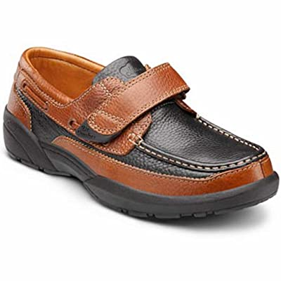 DR. COMFORT Mike Men's Therapeutic Diabetic Extra Depth Shoe | Loafers & Slip-Ons