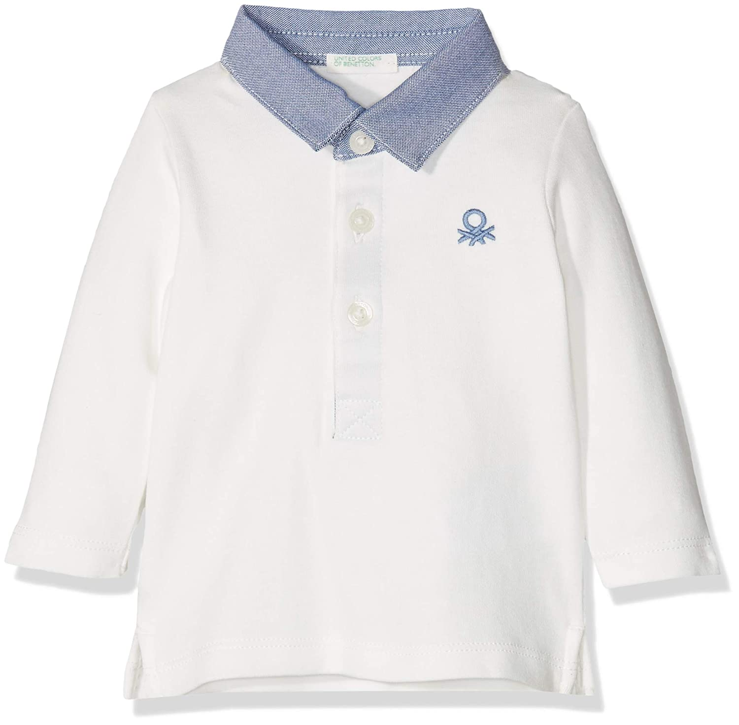 United Colors of Benetton Baby Boys' L/S Polo Shirt 3793MM1WL