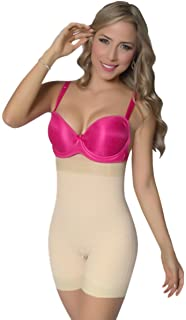MYD 0366 Fajas Colombianas Reductoras Backless Body Shaper Strapless Body Shaper