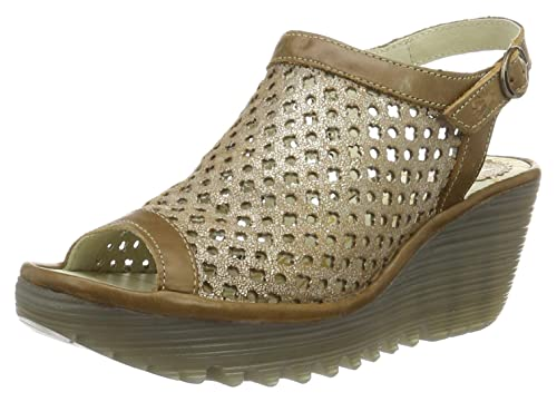 f74afea528c6 Fly London Women s Yuti734fly Wedges  Amazon.co.uk  Shoes   Bags