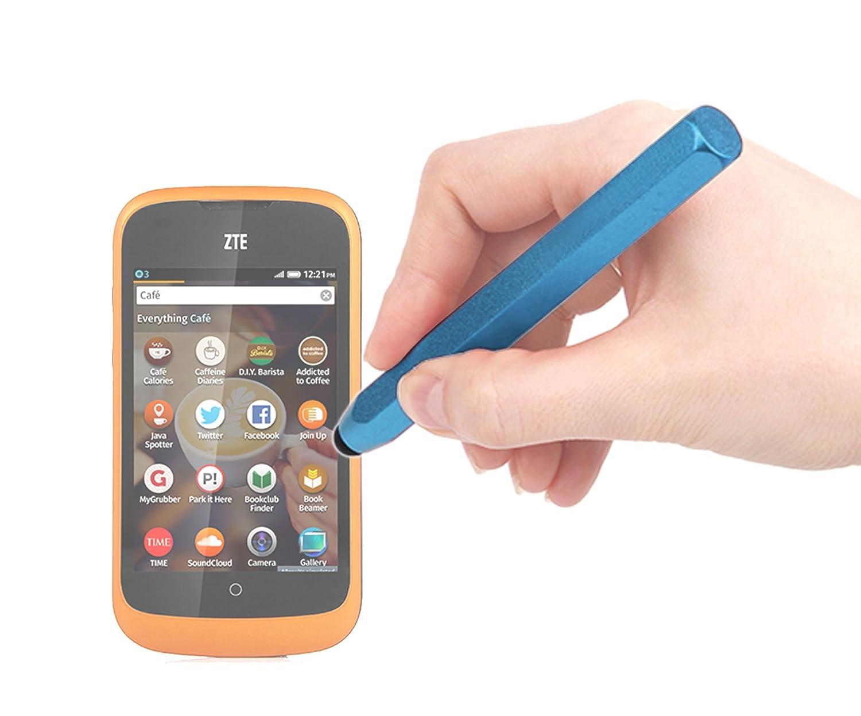 DURAGADGET Handyアルミニウムタッチ画面アートスタイラスペンinブルーwith Open Smooth II Rubber Tip for ZTE Open Smooth II Firefox電話 B00IXNG5I2, 大阪のきものやさんだるまや:257e2eef --- itxassou.fr