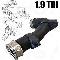 Tubo de manguera Intercooler Turbo 1J0145838AG, 1J0145838Q, 1J0145838K