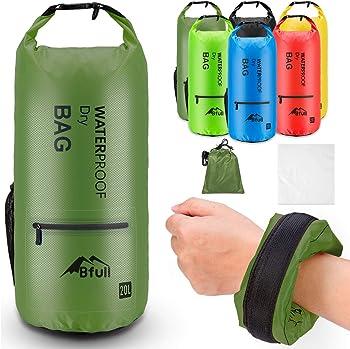 BFULL Roll Top Waterproof Dry Bag