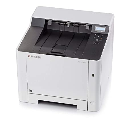 Kyocera Ecosys P5026cdw Colour + Black and White Duplex Laser Printer  Up  to 26 Pages per Minute  Mobile Print Support  Amazon Dash Replenishment