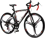 Max4out Road Bike for Men and Women with Aluminum Alloy Frame,