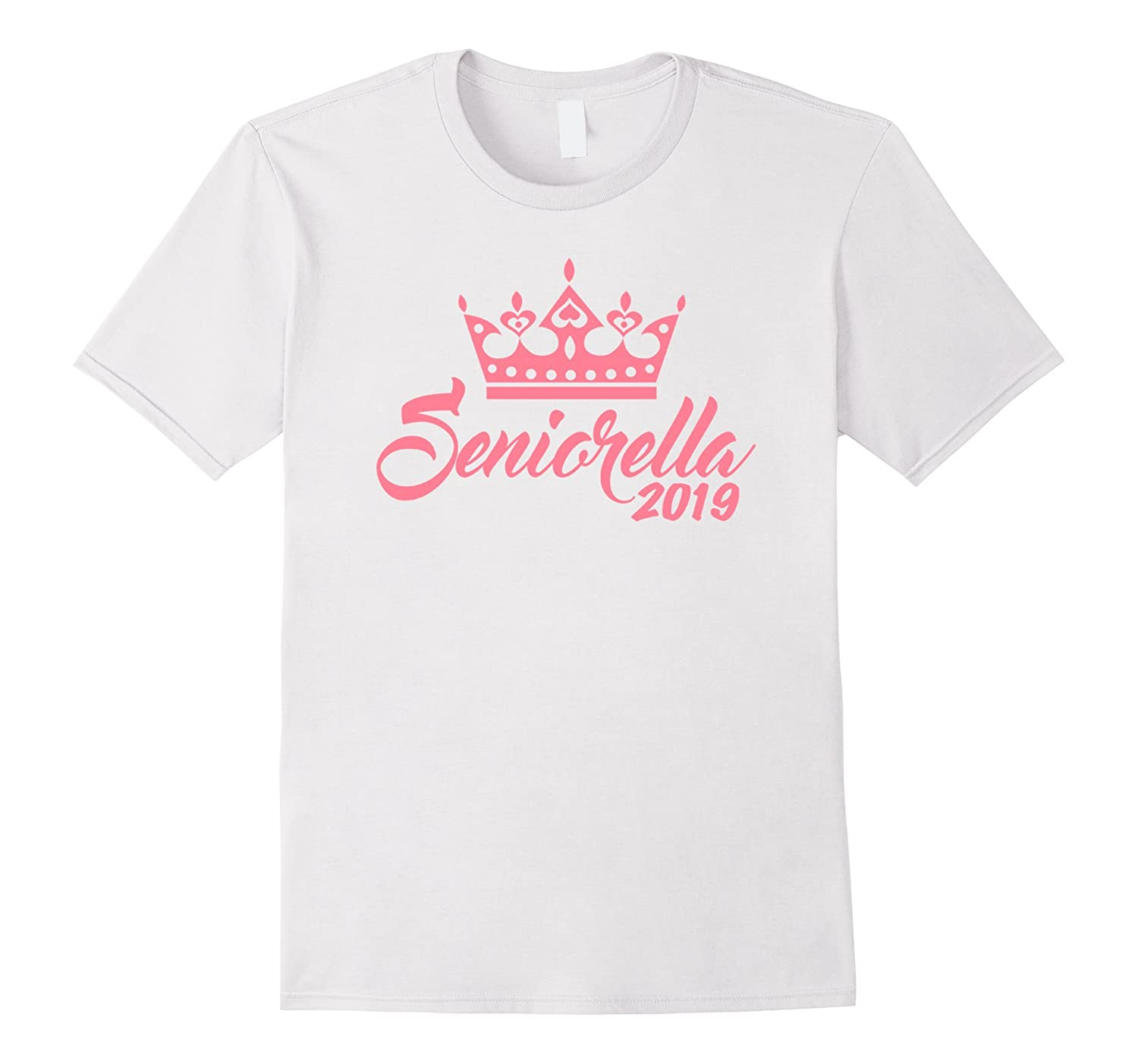 seniorella 2019 t shirt senior class of 2019 graduation cd canditee. Black Bedroom Furniture Sets. Home Design Ideas