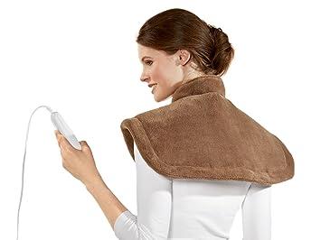 SSHK 100 B2 - Manta eléctrica para hombros y cervicales (6 ...