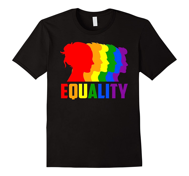 2017 National Equality Pride March Shirt LGBT Pride Shirt-CD