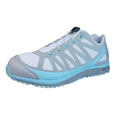 Salomon KALALAU W Chaussures de Running Femme Gris Bleu SALOMON