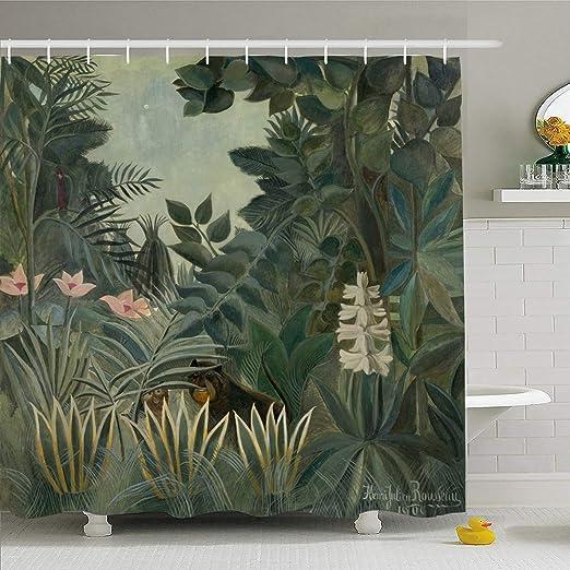 Joneaj Henry Postimpressionist Maler Rousseau Alter Aquatorial