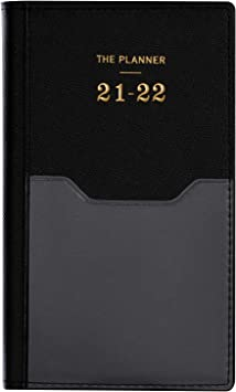"2021 WEEKLY Pocket Planner Calendar Organizer Appointment Book 4/""x6.5/"""