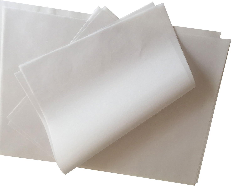 HCP, carta lucida da ricalco, senza acido, formato A3, 62g/mq, confezione da 50fogli House of Card & Paper HCP232