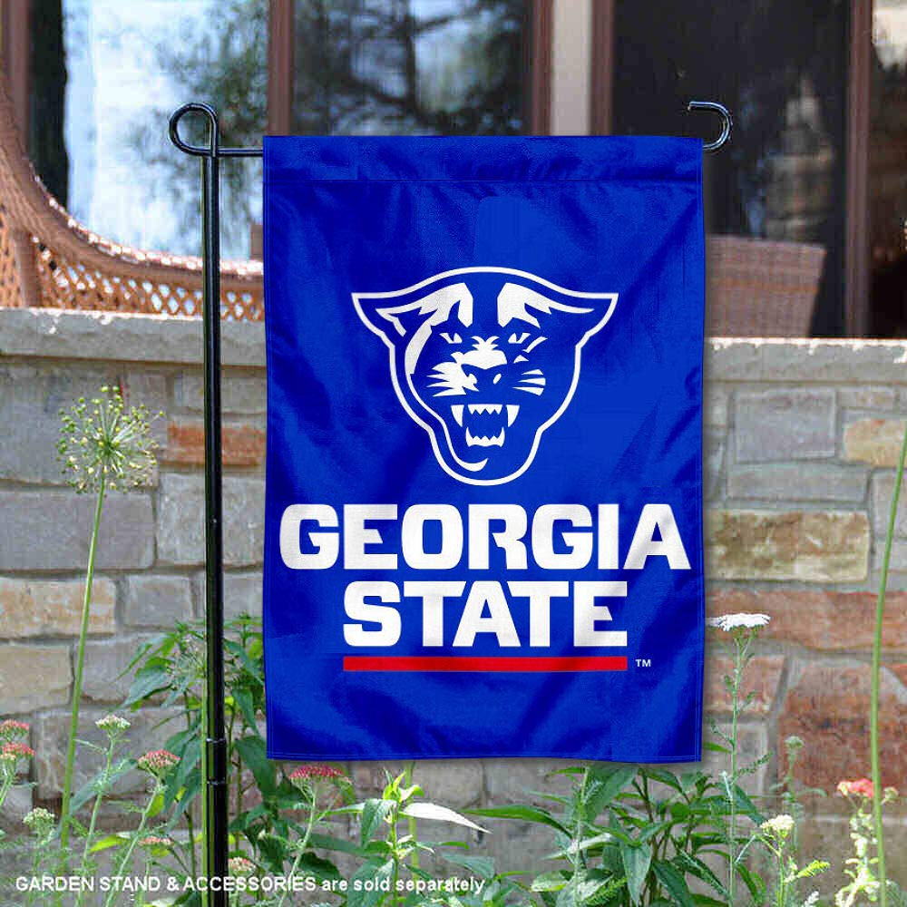 College Flags and Banners Co. Georgia State Panthers New Logo Garden Flag