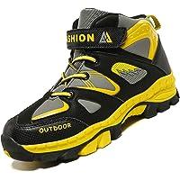 Unitysow Zapatos de Niños Zapatillas de Senderismo Botas de Montaña Impermeables Deportiva al Aire Libre Senderismo…