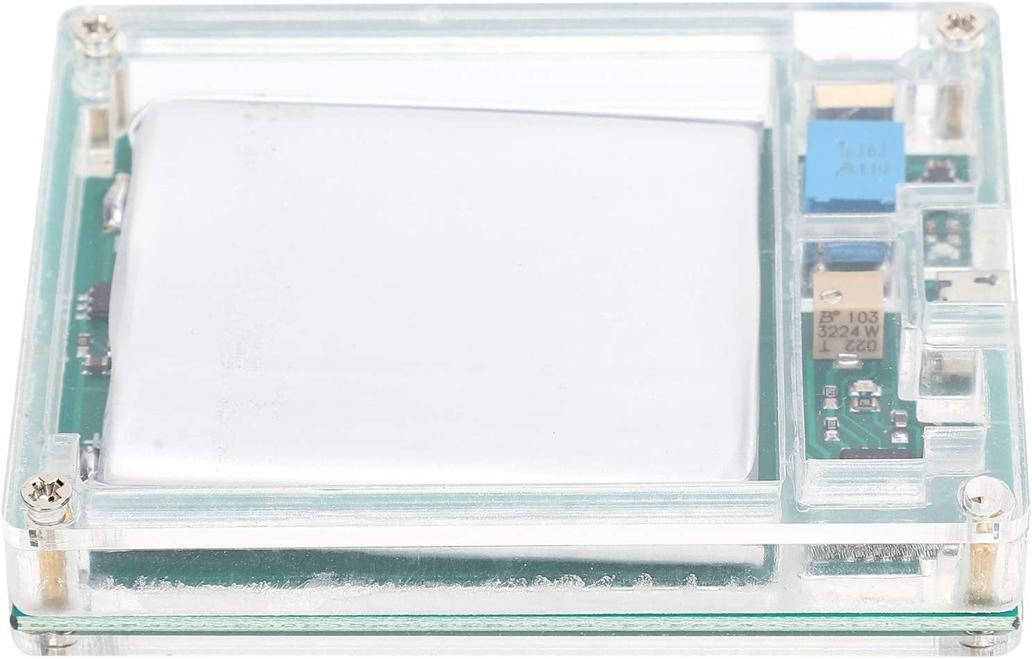 Durable Small Schumann Wave Generator Practical Compact Size for Mcu Motor Driver Schumann Wave Pulse Generator Module