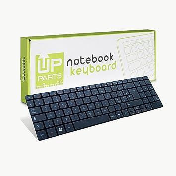 Up Parts® up-kbp004 – Teclado Packard Bell EasyNote TJ61 TJ62 TJ65 TJ66 TJ67