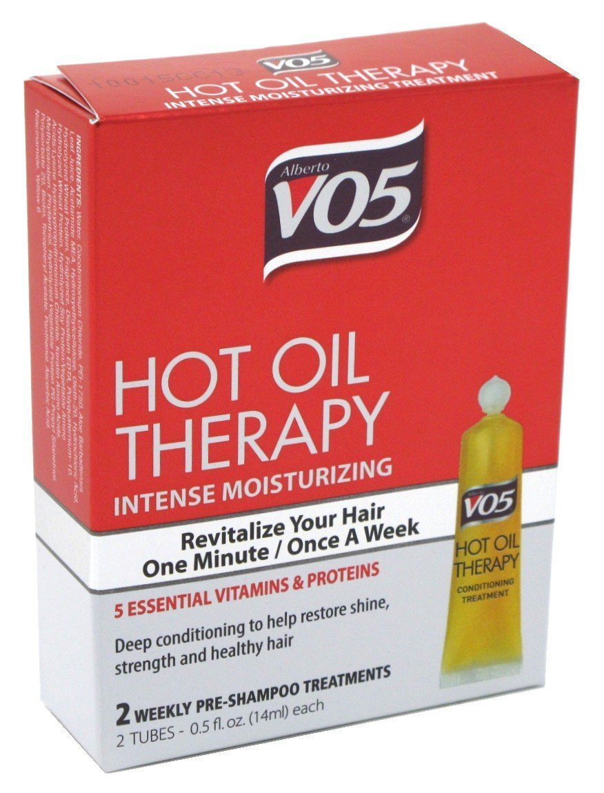 Vo5 Hot Oil Therapy Treatment 2 Count 0.5oz (6 Pack)