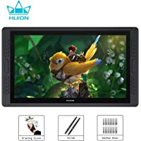 Huion KAMVAS GT-221 Pro 22.1 inch HD Pen Display Tablet Monitor Graphics Drawing Monitor with 8192 Pen Pressure and 10 Shortcut Keys 1 Touch Bar on Each Side