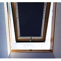 Purovi Thermo Sonnenschutz für Dachfenster | Verschiedene Größen | UV Schutz | kompatibel mit Velux and Roto Fenstern, Sonnenschutz, Hitzereduktion