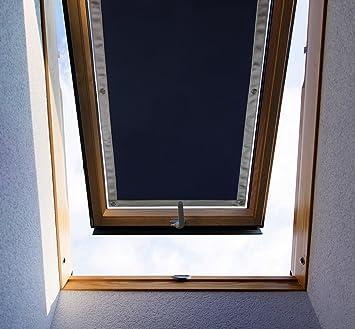 Relativ Amazon.de: Purovi® Thermo Sonnenschutz für Dachfenster UU29