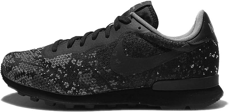 Mona Lisa taller Elegancia  Nike - Zapatillas de Lona para Hombre, Color Negro, Talla EUR 43 US 9.5 UK  8.5: Amazon.es: Zapatos y complementos
