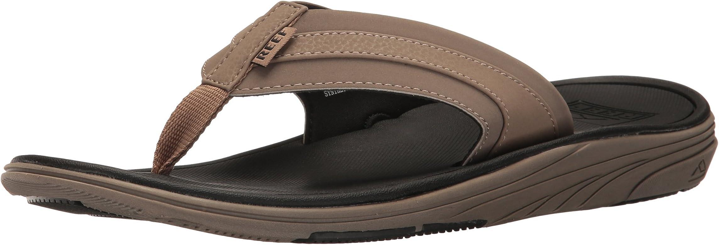 0f1bcdf166ea Amazon.com  Reef Men s Phoenix Sandal