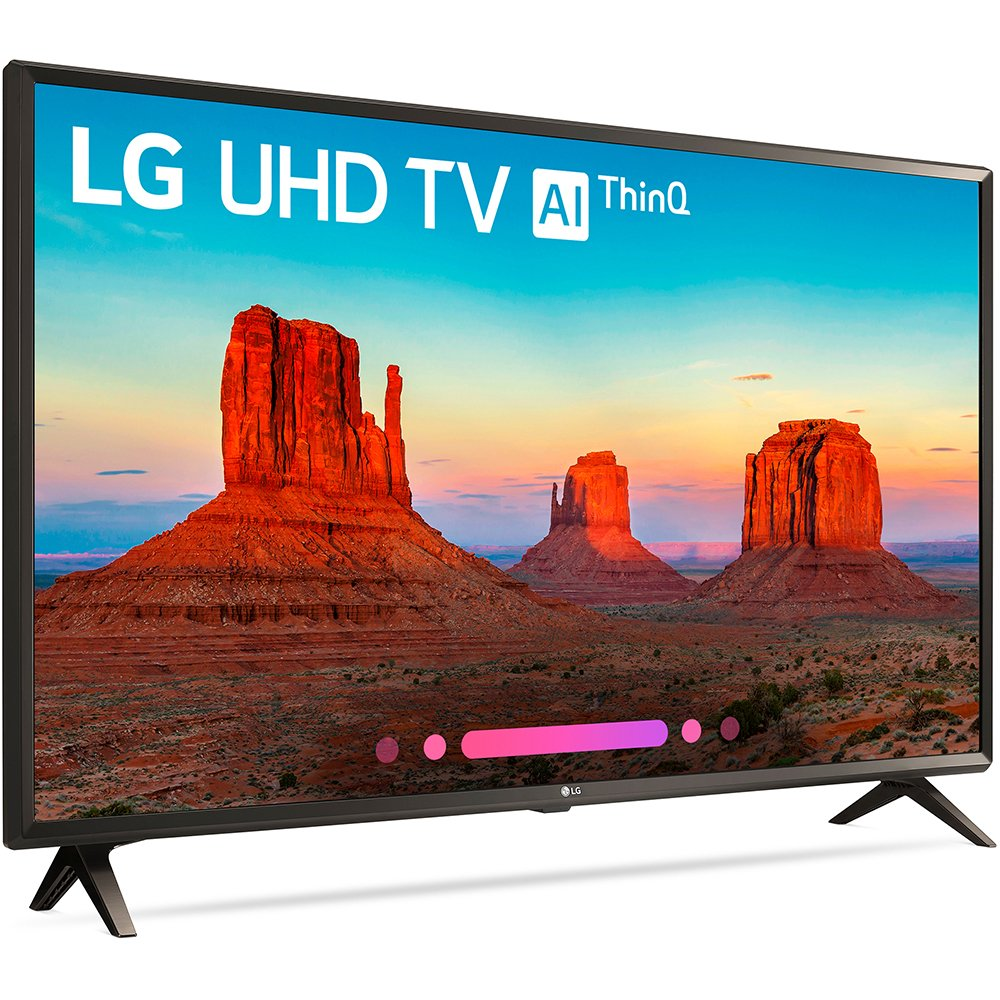 c2e8ab8c264 Amazon.com  LG Electronics 55UK6300PUE 55-Inch 4K Ultra HD Smart LED TV (2018  Model) (Certified Refurbished)  Electronics