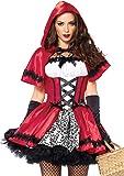 Leg Avenue Women's Gothic Red Riding Hood Costume
