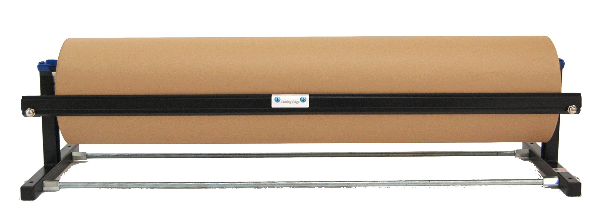 Kraft Paper Dispenser - Horizontal - with Smooth Blade - Fits 48'' Roll (1 Dispenser) - EP-5920-48
