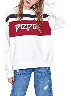 Pepe Jeans Sudadera Frankie Blanco XS Blanco