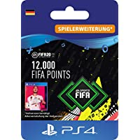 FIFA 20 Ultimate Team - 12000 FIFA Points DLC - PS4 Download Code - deutsches Konto