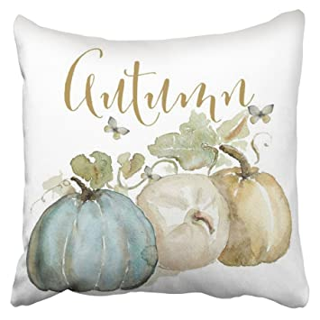 Amazon.com: accrocn fundas de almohada decorativo Otoño ...