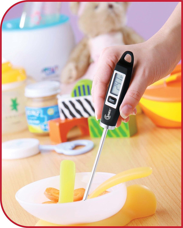 Compra Sunartis E514 - Termómetro de cocina digital y universal (21 cm) en Amazon.es