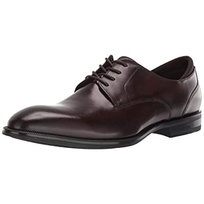 Kenneth Cole New York Men's KMS9021LE Oxford, Brown | Oxfords