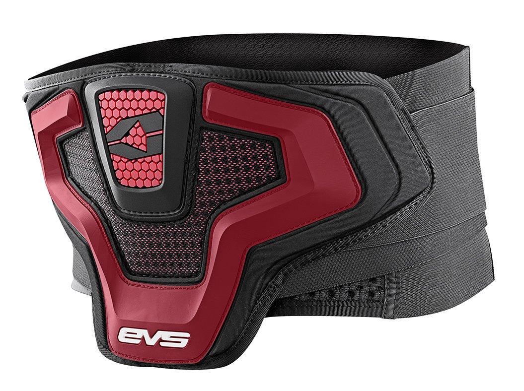 EVS Sports BB1 Celtek Kidney Belt (Red, XX-Large)