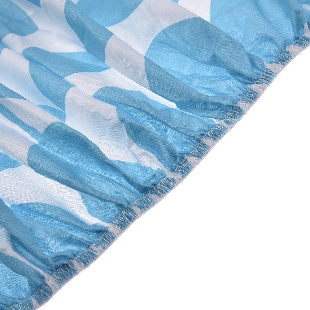 Luerme Drap-housse de couette 100//% coton 130/x 70/x 22/cm