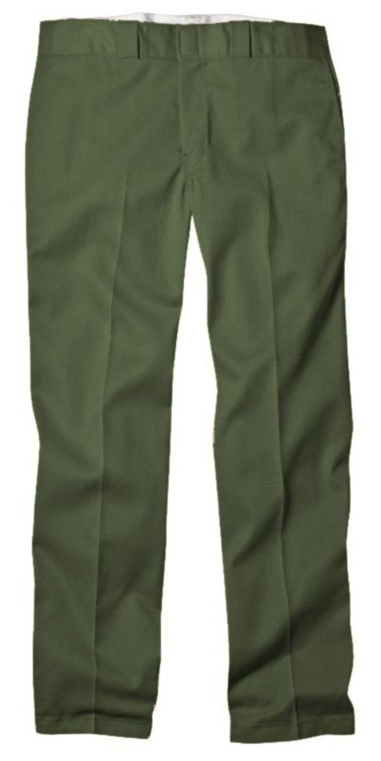Dickies Men's Original 874 Work Pant Olive Green 31W x 30L