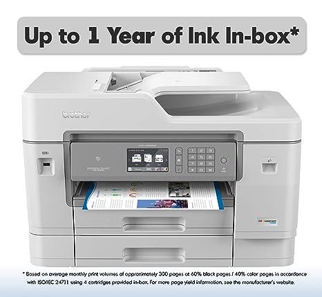 Amazon.com: Impresora de inyección de tinta Brother MFC ...