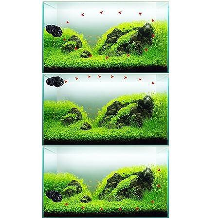 YAOBLUESEA Acuario Wave Maker Bomba Bomba De Circulación 2500 L/h 3W: Amazon.es: Jardín
