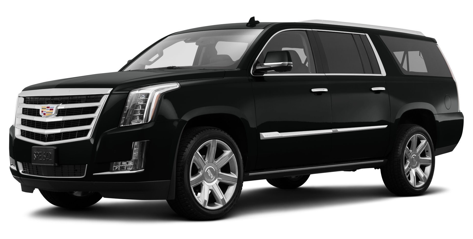 2017 cadillac escalade esv reviews images and specs vehicles. Black Bedroom Furniture Sets. Home Design Ideas