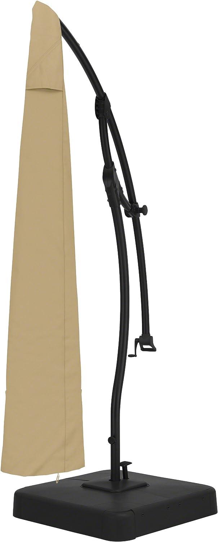 Classic Accessories Terrazzo Patio Offset Umbrella Cover