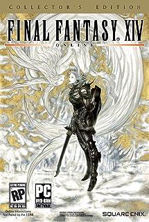 Amazon com: Final Fantasy XIV Collector's Edition - PC: Video Games