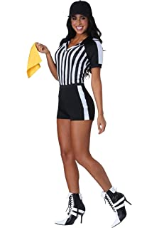 Mystery House Referee Costume M1548