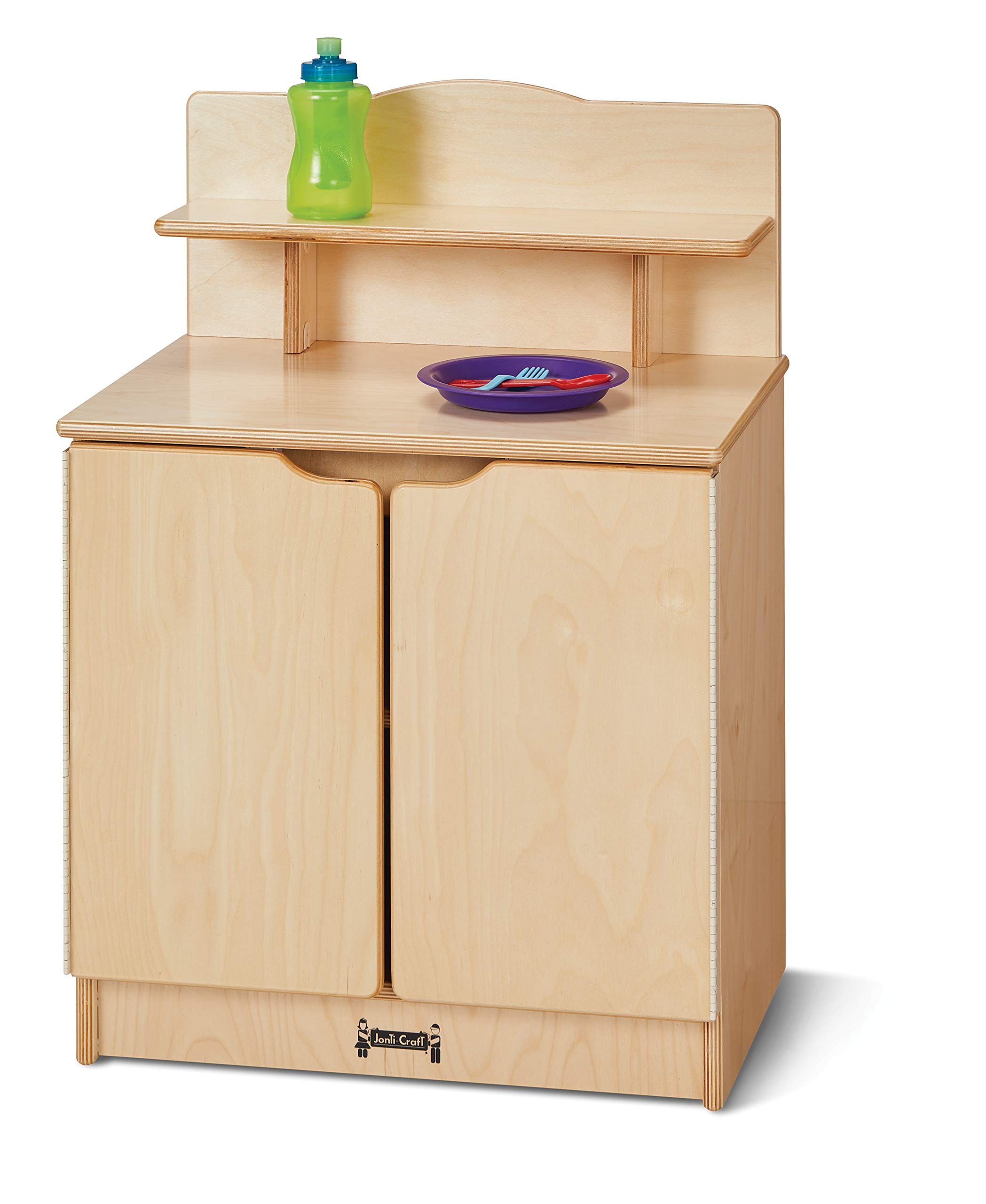 Jonti-Craft 2437JC Toddler Gourmet Kitchen Cupboard