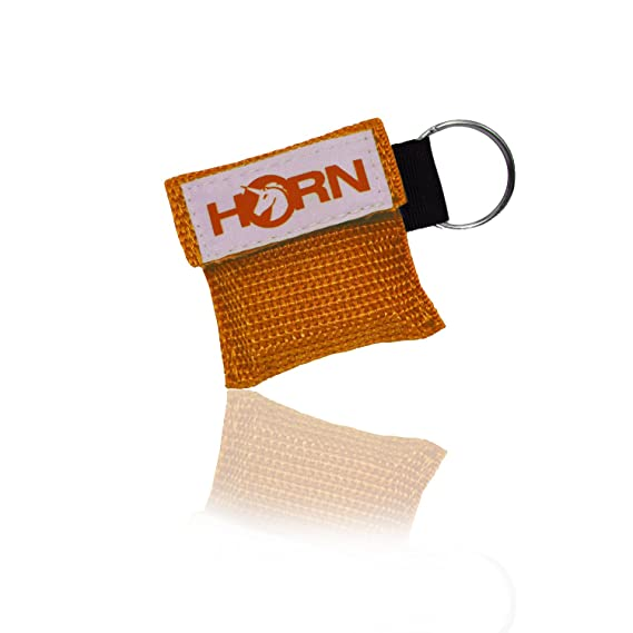 Horn-Key RCP Máscara Emergencia Primeros Auxilios ...