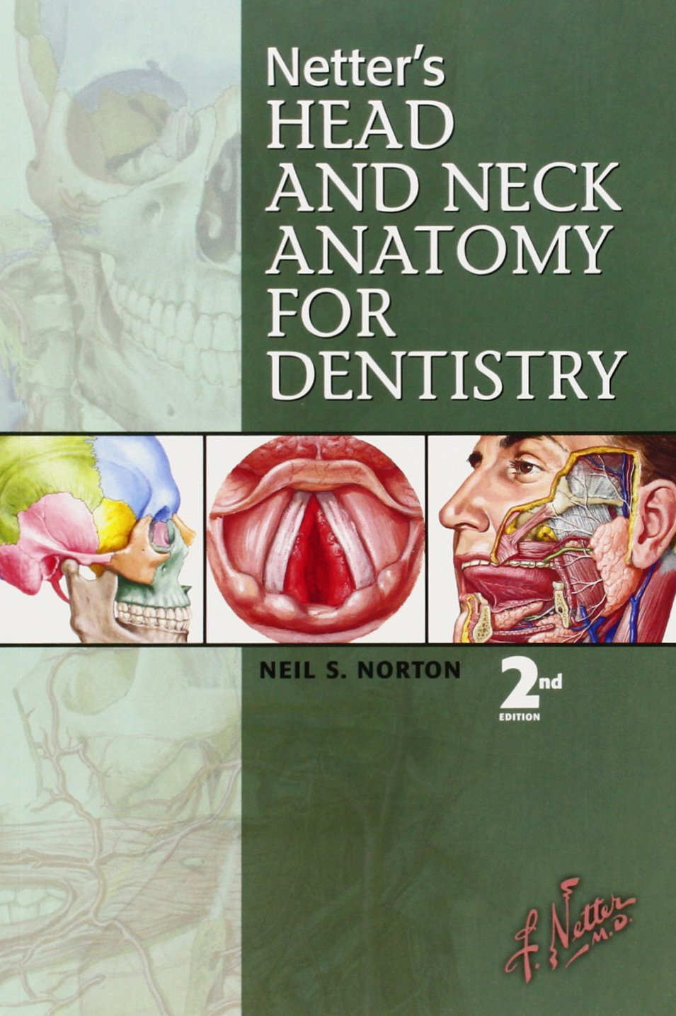 Netters Head And Neck Anatomy For Dentistry Amazon Neil S