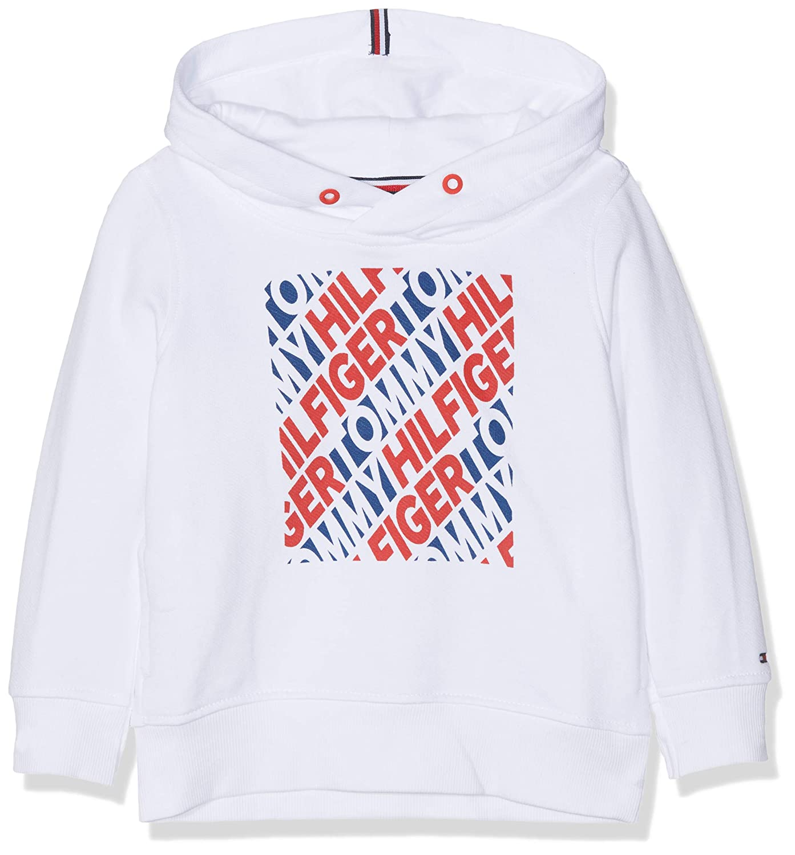 Tommy Hilfiger Fashion Graphic Hoodie Cappuccio Bambino