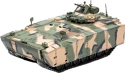 Wzry Modelo De Tanque 1 72 Kurganets 25 Ifv Vehículo De Combate De Infantería Modelo De Tanque 5 4 Pulgadas 1 3 Pulgadas Modelo Militar De Carro Del Ejército En Miniatura Para Colección Amazon Es Hogar
